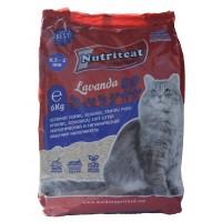 Nutritcat Premium Asternut pentru pisici (granule mici) 6 kg