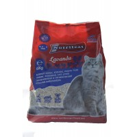 Nutritcat Premium Asternut pentru pisici (granule medii) 6 kg