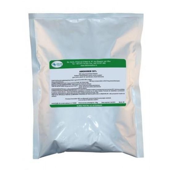 AMOXIDEM 50% ( pulbere hidrosolubila antibacteriana ), 5kg