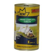 Nutritdog Hrana completa Curcan 1,300 kg