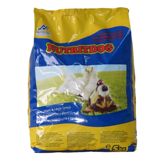 Nutritdog Adult-Mini 5 kg
