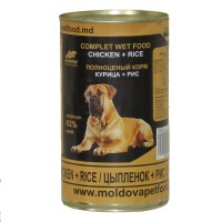 Nutritdog Premium Hrana completa Pui+Orez 1,250 kg