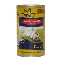 Nutritdog Hrana completa Mix de Vitel+Pui 1,300 kg
