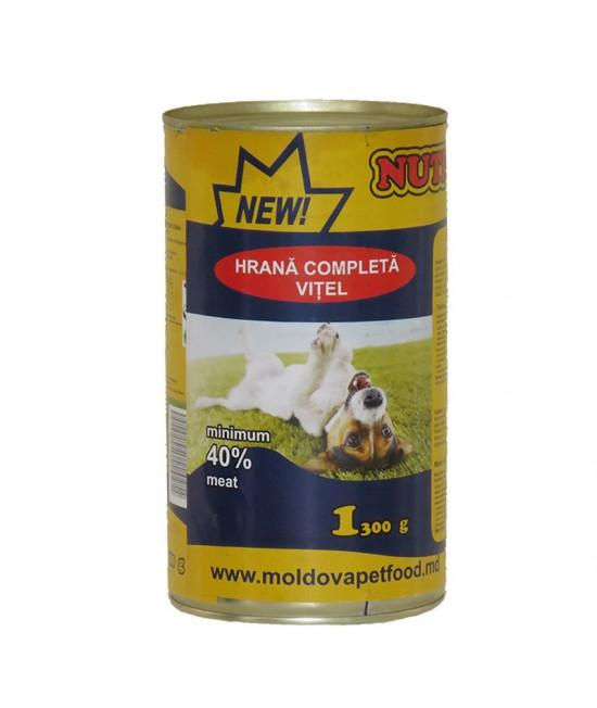 Nutritdog Hrana completa Vitel 1,300 kg